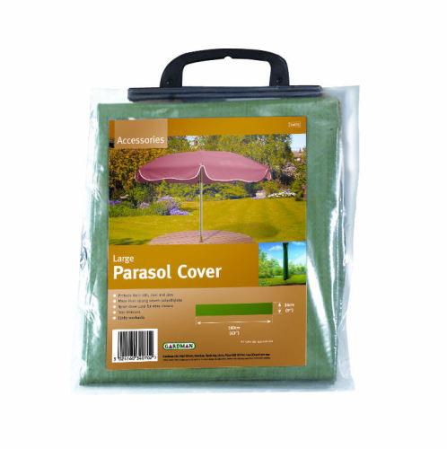 Gardman Patio Umbrella Cover - Large