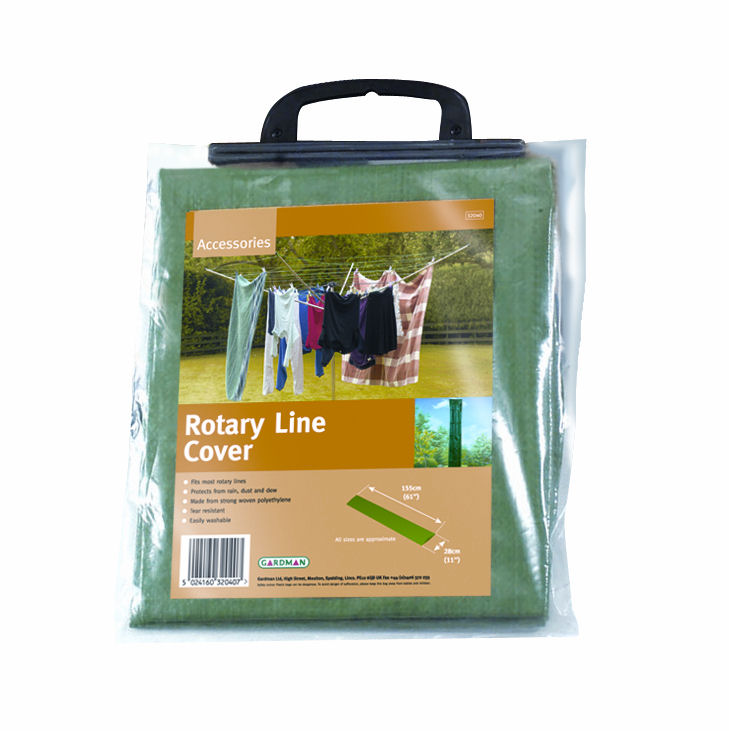 Gardman Rotary Washing Line Cover