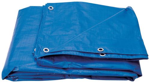 Draper Polyethlyene Waterproof Tarpaulin Cover (in 3 Sizes)