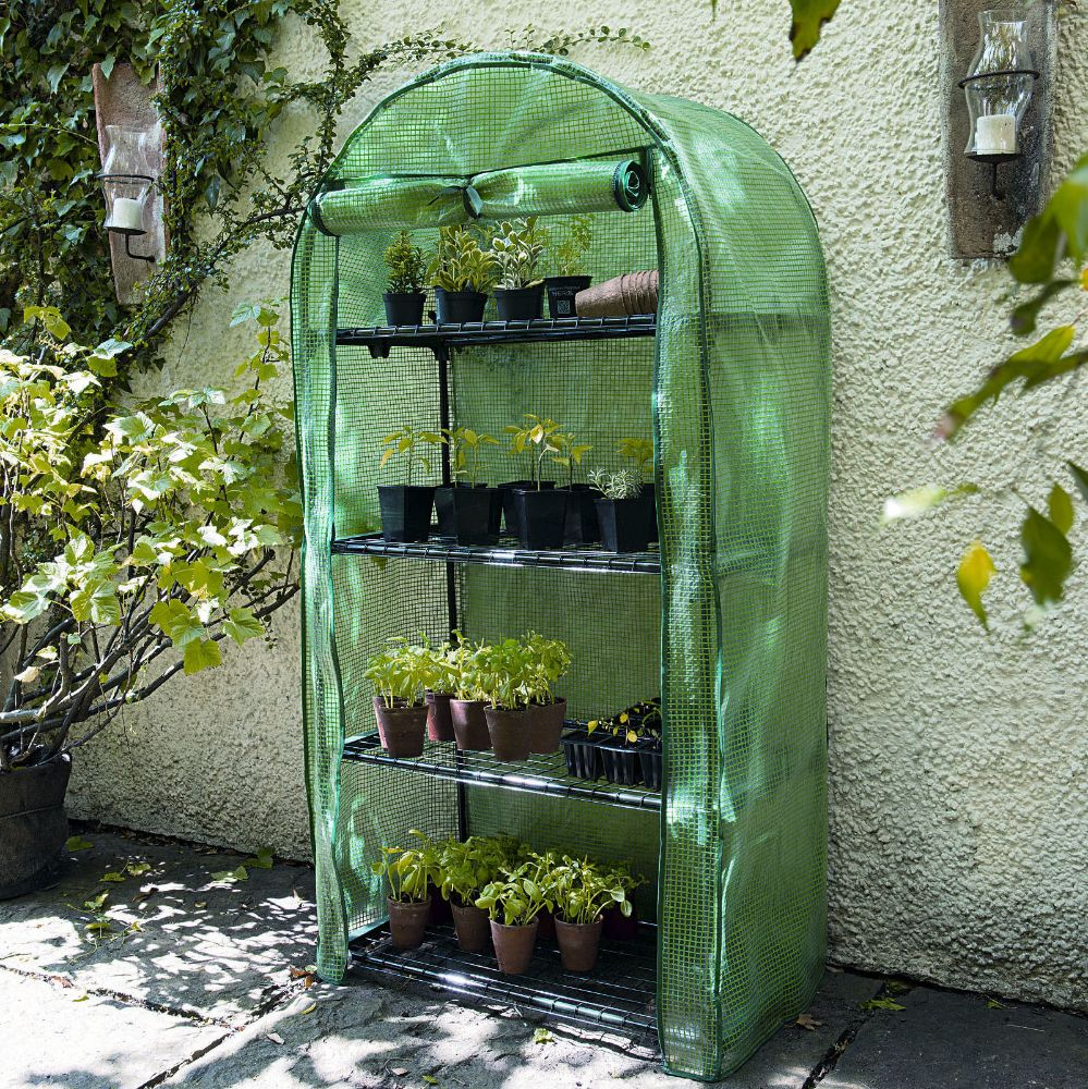 Plastic Growhouses and Mini Greenhouses