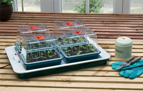 Garland Four Top Electric Heated Seed Propagator
