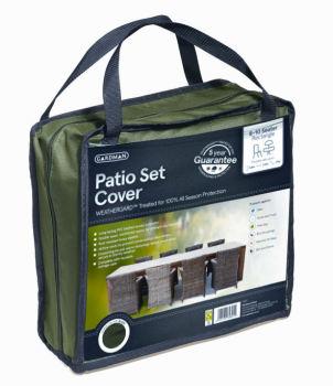 Gardman Extra Large XL Premium Rectangular Patio Furniture Cover Green