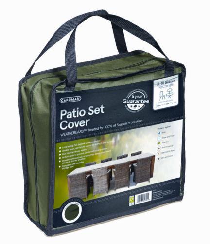 Gardman Extra Large XL Premium Rectangular Patio Furniture Cover