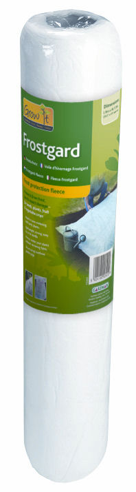 Gardman Frostguard Roll Anti-Frost Plant Protection Fabric
