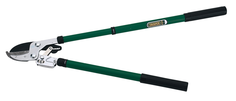 Draper Telescopic Anvil Tree & Garden Ratchet Action Loppers