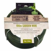 Gardman 100m General Purpose Garden Wire 1.2mm thick