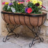 Smart Garden Saxon Cradle Planter 24