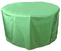 Bosmere Heavy Duty Circular Garden Patio Table Cover 4 Seat