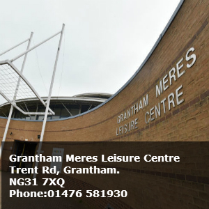 Grantham Meres Leisure Centre