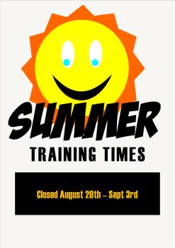 summer training13
