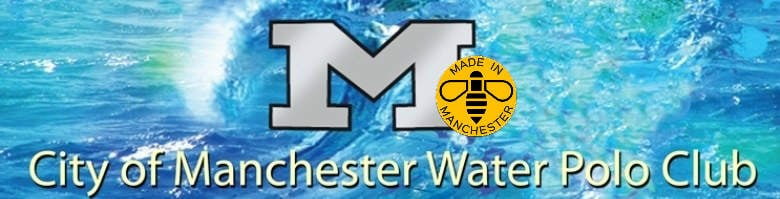 Manchester Water Polo Club, site logo.