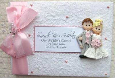 Bespoke Wedding Guest Book Wedding Cuddle