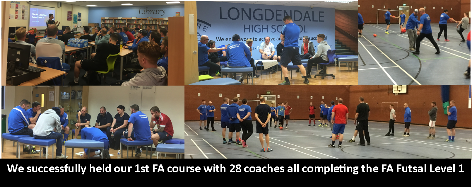 futsal level 1 course