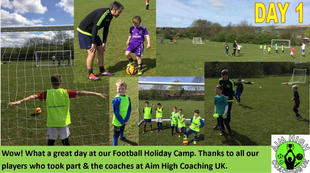 Holiday Camp Easter 2017