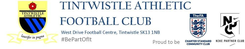 Tintwistle Athletic FC, site logo.
