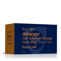 Sterile Low Adherent dressings Pack 100