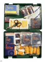 Standard Box. BS8599-1: 2019 Workplace Compliant First Aid Kit Complete