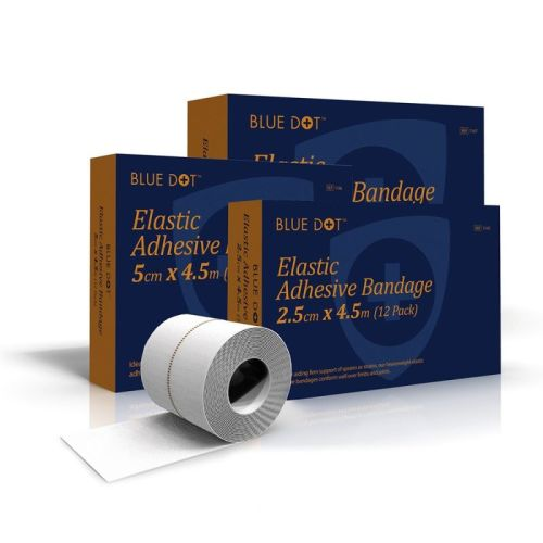 Elasticated Adhesive Bandage