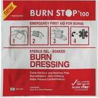 Burn Dressing 10cm x 10cm