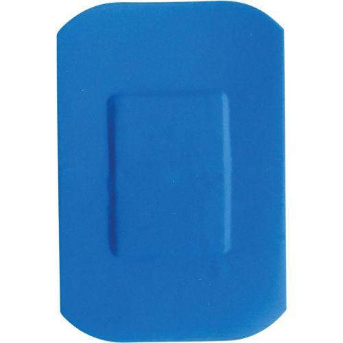 Blue Detectable 7.2cm x 5cm  Plasters