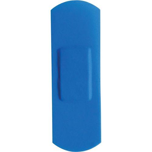 Blue Detectable 7.2cm x 2.5cm Plasters