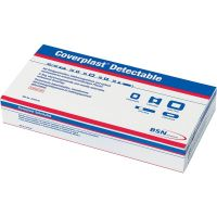 Blue Coverplast Plasters Assorted Pack 95