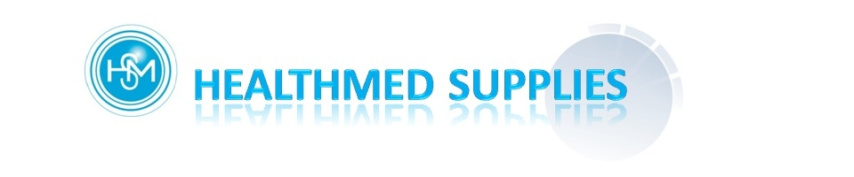 Healthmed Supplies, site logo.