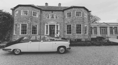 Daimler at Washingborough Hall