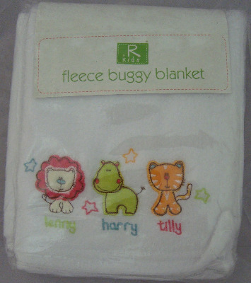 Fleece Buggy Blanket