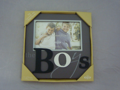 The Boys Photo Frame