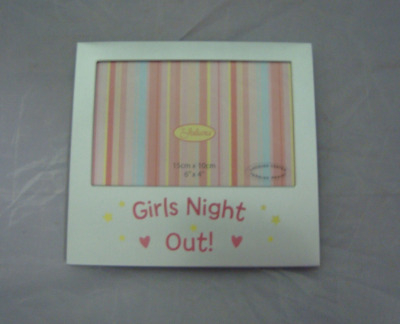 Girls Night Out Photo Frame