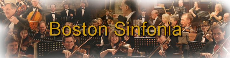 Boston Sinfonia, site logo.