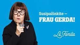 Marilyn Cutts as Frau Gerda
