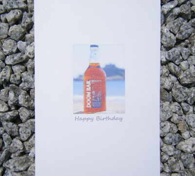 Birthday Card - Beer