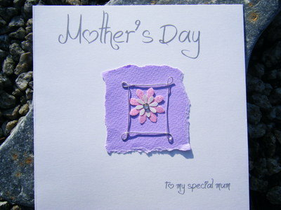 Mothers Day - Daisy Wire