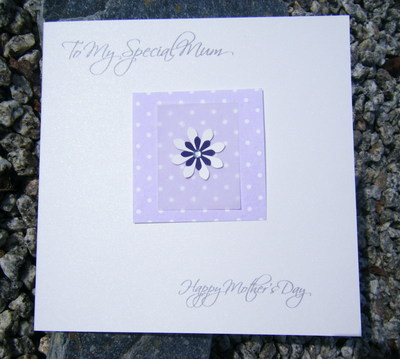 Mothers Day - Daisy & Dots
