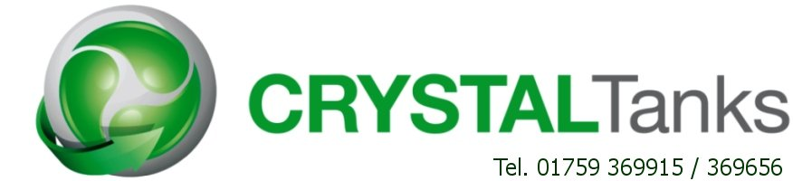 Crystal Sewage Treatment Plant and Septic Tanks, site logo.
