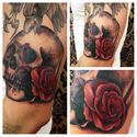 sacred-ink-skull-rose
