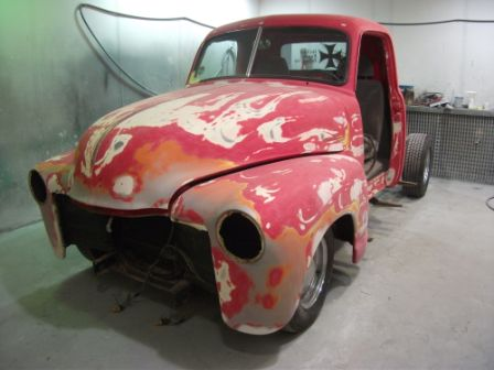1949 Chevy Respray 1