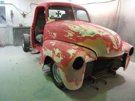 1949 Chevy Respray 2