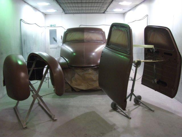 1949 Chevy Respray 11