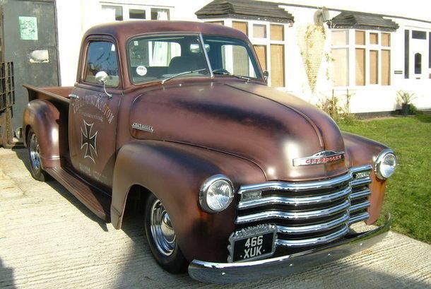 1949 Chevy Respray 12