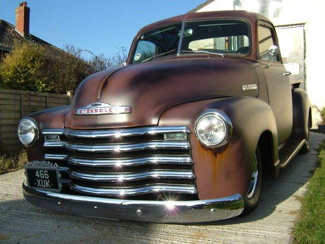1949 Chevy Respray 13