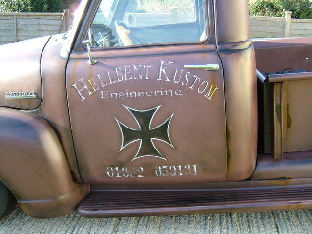 1949 Chevy Respray 15