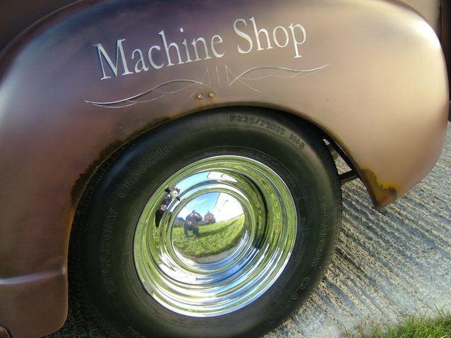 1949 Chevy Respray 14