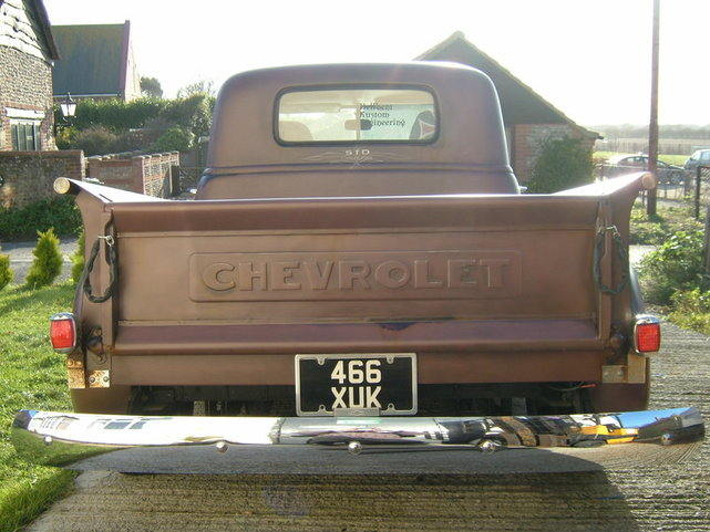 Hellbent 1949 Chevy 17