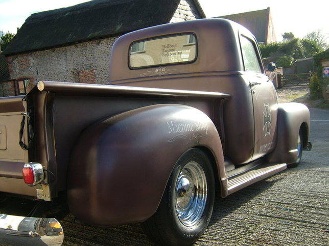 Hellbent 1949 Chevy 19