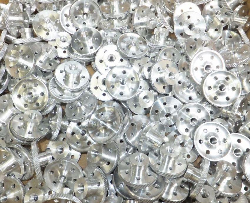 Aluminium machined parts Norfolk