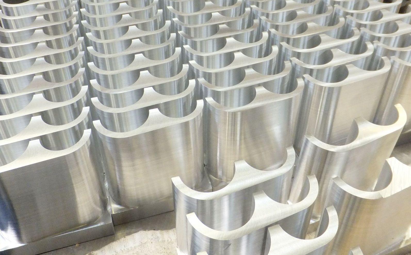 Precision Machined Parts Aluminium