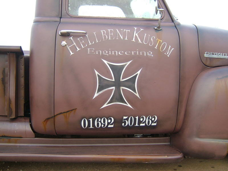 Hellbent Chevy 1949 58